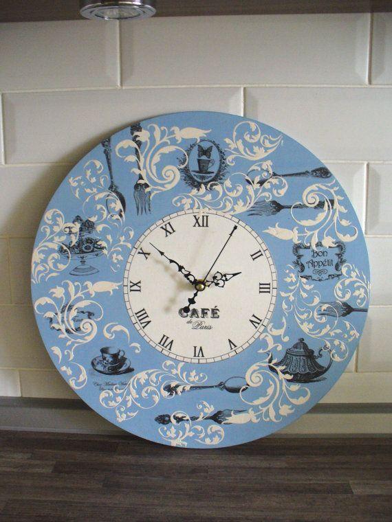 Best 25 Kitchen Wall Clocks Ideas On Pinterest  Wall Clock For Interesting Small Wall Clock For Bathroom Inspiration Design