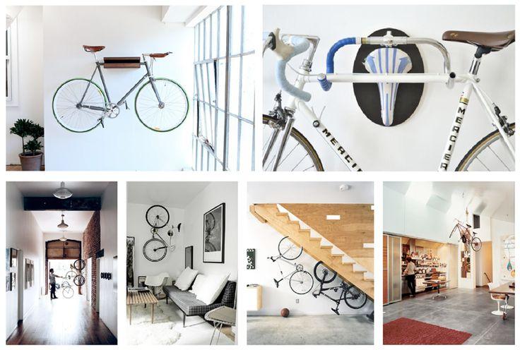 Momenteel is niets zo hot als een fiets in je interieur. We zien het niet alleen in de hippe cafeetjes of koffiebarretjes, maar ook bij de mensen thuis. Laat ons je uitleggen hoe deze trend is ontstaan: We moeten beginnen