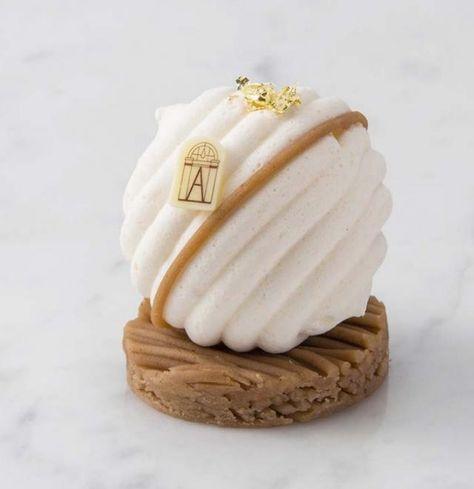 Mont-Blanc inversé   cuisine, gastronomique, recette. Plus de nouveautés sur http://www.bocadolobo.com/en/inspiration-and-ideas/