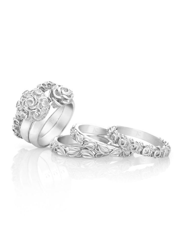 #JennaClifford Jenna Clifford Designs | Renaissance › Rings Love these rings