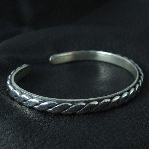 Silver medieval bracelet by Sulik on Etsy