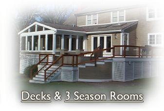 DECKS plus   Custom Sheds, 3 Season Rooms, Gazebos, Pergolas - Westborough, MA
