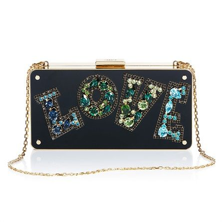 LANVIN  Clutch LOVE