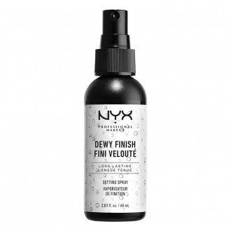 Nyx Professional Makeup Make Up Setting Spray - Dewy 60 mL