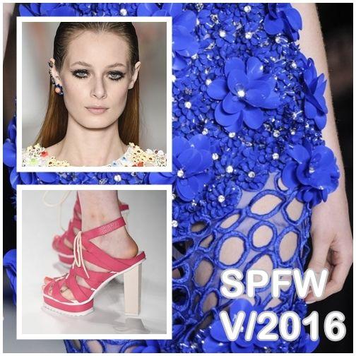 Novidades da moda para o Verão 2016 na SPFW!  http://supermoderna.com/CjTHN #supermoderna