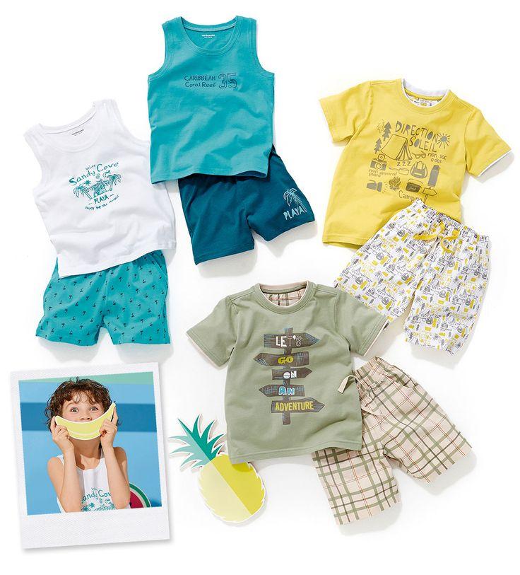 Pijama, para menino