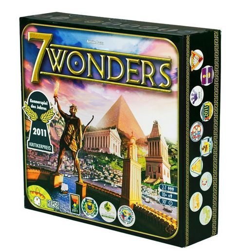 20 Awesome Board Games For The Modern Day Geek - Hongkiat