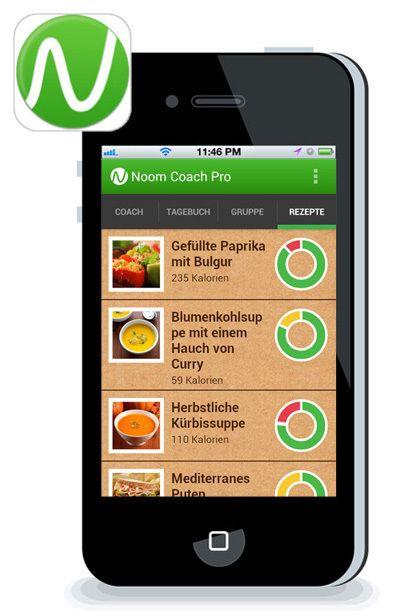 10 tolle Apps zum Abnehmen !