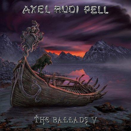 Axel Rudi Pell - The Ballads V Vinyl 2LP + CD