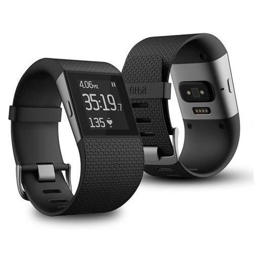 Fitbit Surge Fitness Touchscreen GPS Tracking Smart Watch w/ HRM #Fitbit