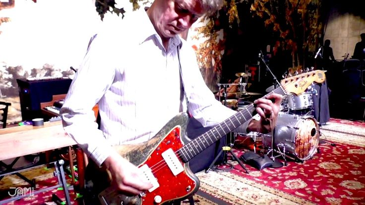 Nels Cline playing with his JAM pedals WaterFall (part II)