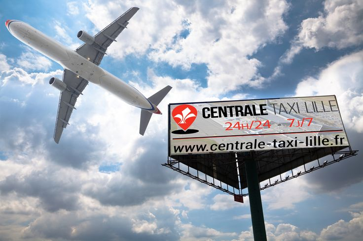Départ imminent avec Centrale Taxi Lille.  #taxilille #aeroportlille #aeroportlesquin