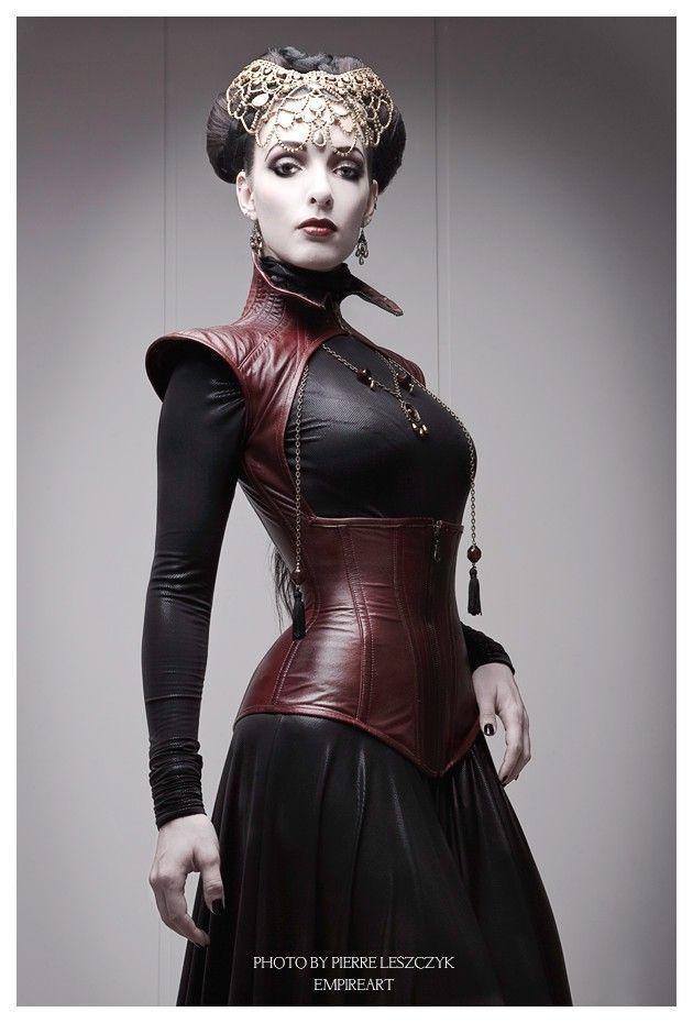 DieselSteamGypsy - moderncorsetiere: corsetiere: Linda Friesen ...