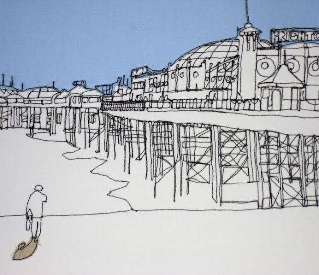 Gillian Bates- Brighton Artwork