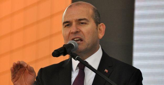 """Bakan Soylu """"PKK adını kimse ağzına almaya cesaret edemeyecek"""""""