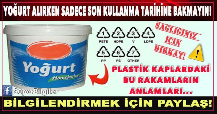 Plastik kaplardaki tehlike! Hangileri güvenli?