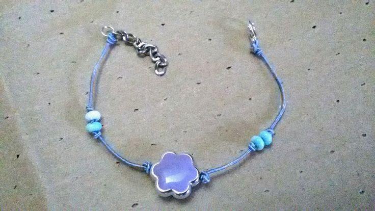 Pastel bracelet #handmade