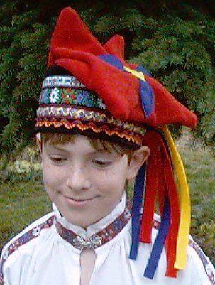 The Four Winds cap is a folk headdress worn by the Sami 1caa7677b8e