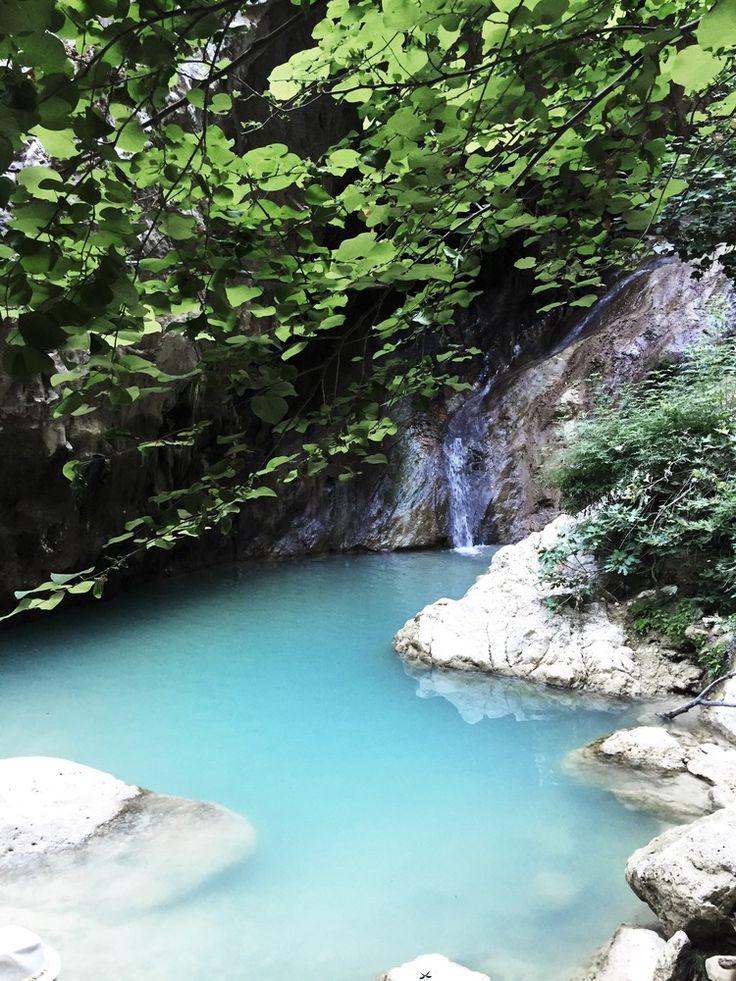 Beautiful lagoon - Greece!