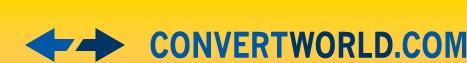 Conversor de medidas online (moeda, comprimento, volume, massa, área, velocidade)