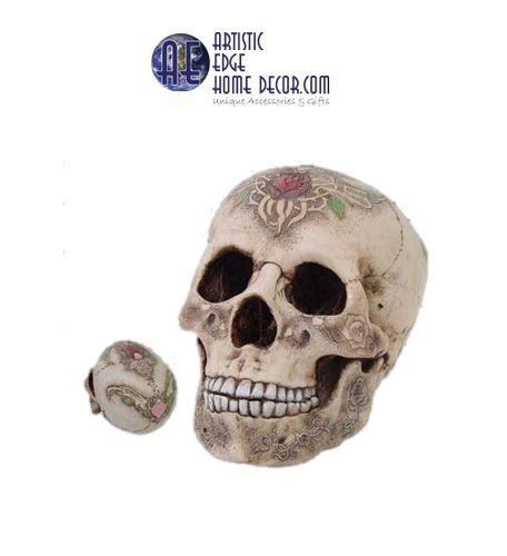 Rose Tattoo Skull $29.95 More info to follow shortly.