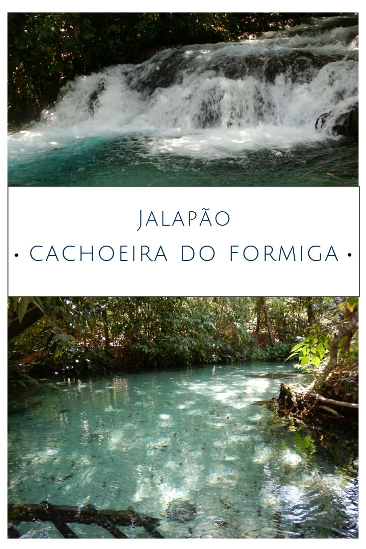 13 best tocantis images on pinterest trips places to visit and cachoeira do formiga linda atrao no jalapo fandeluxe Image collections