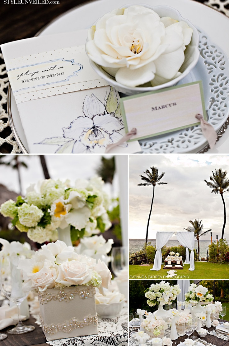 119 best My Hawaiian Wedding images on Pinterest | Wedding decor ...