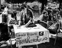 TARAStv: #TARANTORICERCAFUTURO CONSEGNA LE FIRME AL PRESIDE...