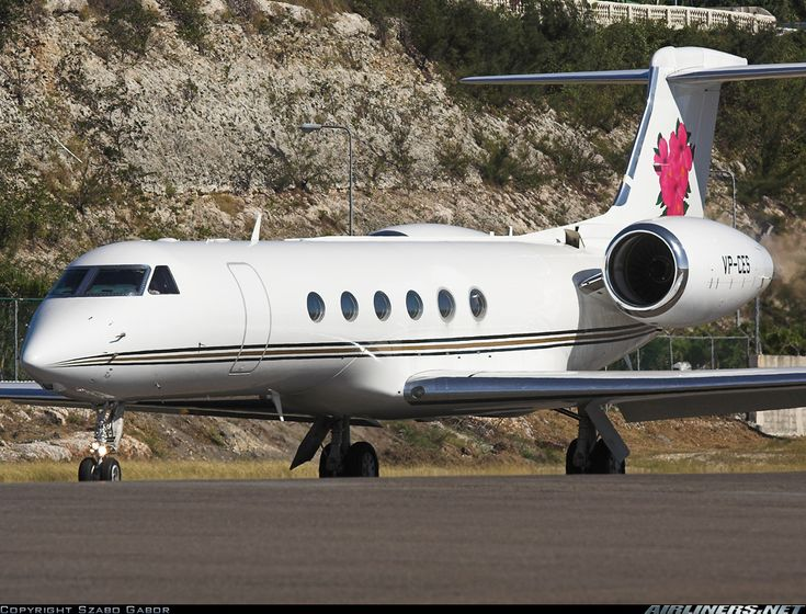 Gulfstream Aerospace G-V Gulfstream V - Untitled | Aviation Photo #1488919 | Airliners.net