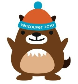 Mukmuk, the official sidekick for Vancouver 2010. He's too adorable.