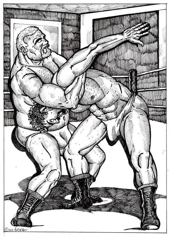 Tumblr Gay Wrestling