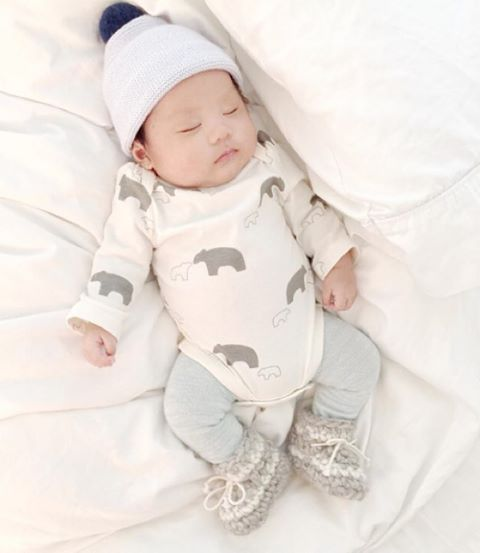 feeling cozy. ☁️ photo by @mikihearts. shop onesies through the link in our profile.