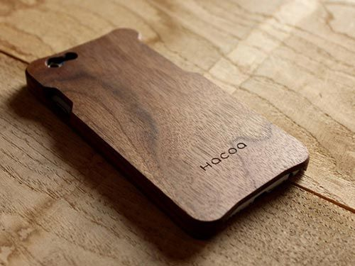 Hacoa iPhone 6 Wooden Case from Alexcious