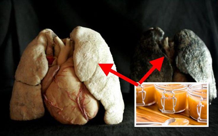 Reteta naturala care te ajuta sa te lasi de fumat si sa-ti cureti plamanii de nicotina si gudron! | Secretele