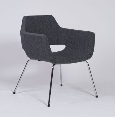 A stylish Turkish designed guest chair assembled and upholstered in Australia #seated #guest #nano #lounge seated.com.au