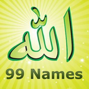 Read the 99 Names of Allah on you're Android Devices :). Download it from here: https://play.google.com/store/apps/details?id=com.EaseApps.AllahNames
