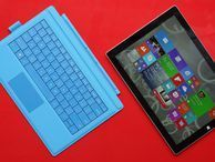 Microsoft shaves $100 off Surface Pro 3 The software giant's latest salvo against the MacBook Air is a short-term discount on its latest Surface Pro tablet. The deal ends Saturday.