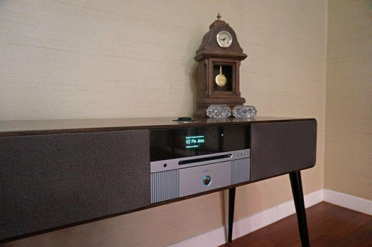 The installation of R7 - Ruarkaudio