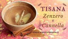 La tisana zenzero e cannella brucia i grassi e aiuta a dimagrire ma è anche un valido aiuto per la pancia gonfia. Lo zenzero per dimagrire e la cannella...