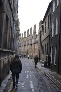 Exploring Cambridge