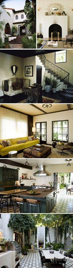 Fabulous Spanish Style Home