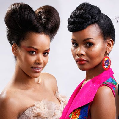 SAFW latest hair trends