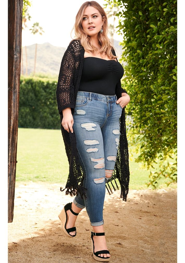 b5855a4f2960 Catalogs & Look Books | Torrid | Clothes. in 2019 | Fashion, Spring ...