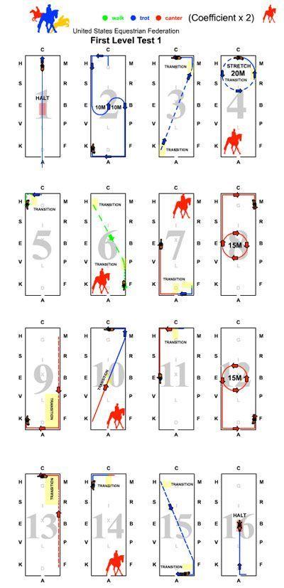 Western Dressage First Level Test - Bing images