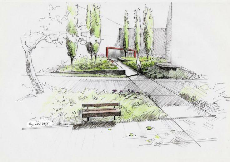 Best That S Sketchy Images On Pinterest Landscape Design