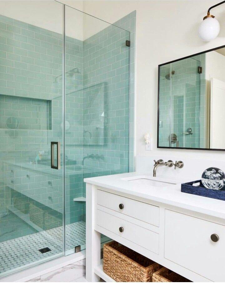 Pin By Arantxa Cheong On Bathrooms With Images Aqua Bathroom