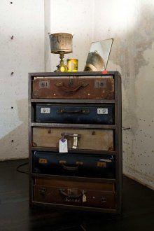 suitcase dresser!!!