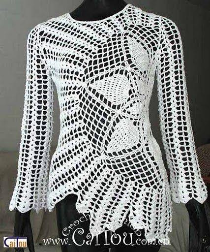Janja croche - inspiration picture - wow!