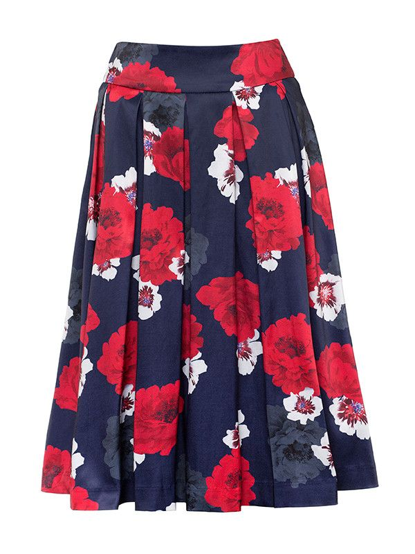 Oriental Bloom Skirt | Skirts | Review Australia