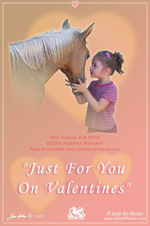 Horse ECards   Horse Greeting Cards   Valentineu0027s Day